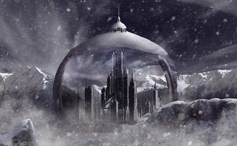 Így néz ki havasan Arcadia, Gallifrey