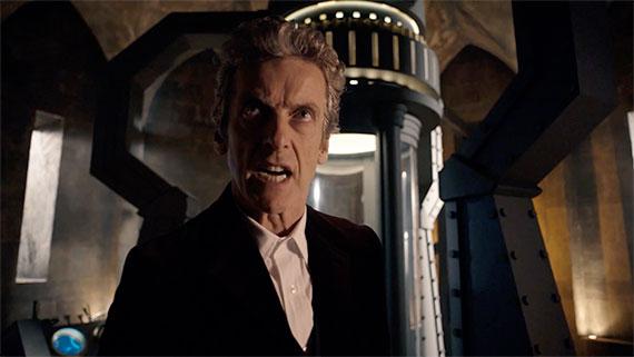 A Doctor nem ejt foglyokat
