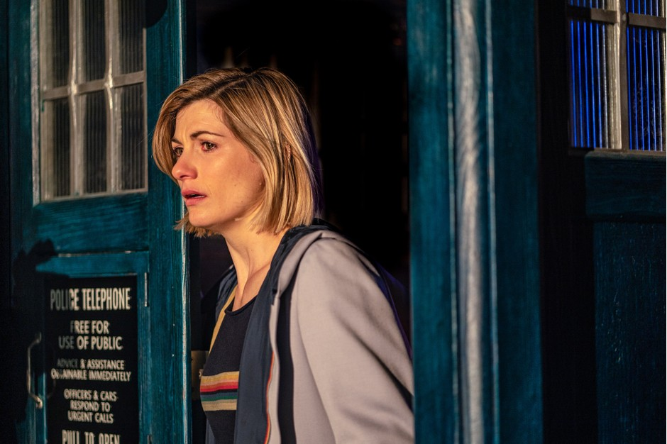 WARNING: Embargoed for publication until 21:00:01 on 05/01/2020 - Programme Name: Doctor Who Series 12 - TX: n/a - Episode: n/a (No. 2) - Picture Shows: POST TX ONLY **STRICTLY EMBARGOED UNTIL 05/01/2020 21:00:01** The Doctor (JODIE WHITTAKER) - (C) BBC - Photographer: Ben Blackall