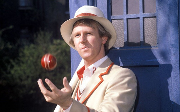British Actor Peter Davison Who Plays The Doctor In The Bbc Television Series Dr Who, 15.04.1981. (Photo by Photoshot/Getty Images)
