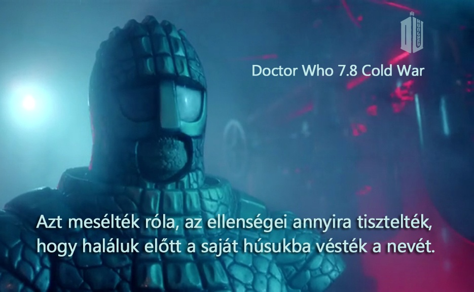 Új Doctor Who 7.8