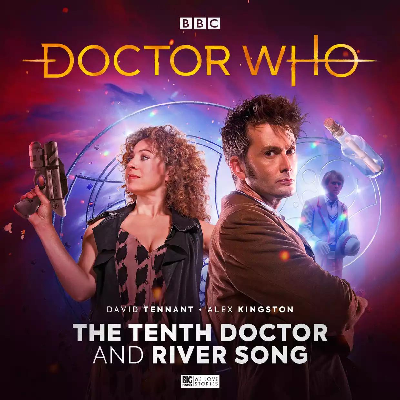 David Tennant és Alex Kingston –  River és a 10. Doctor közös kalandjai