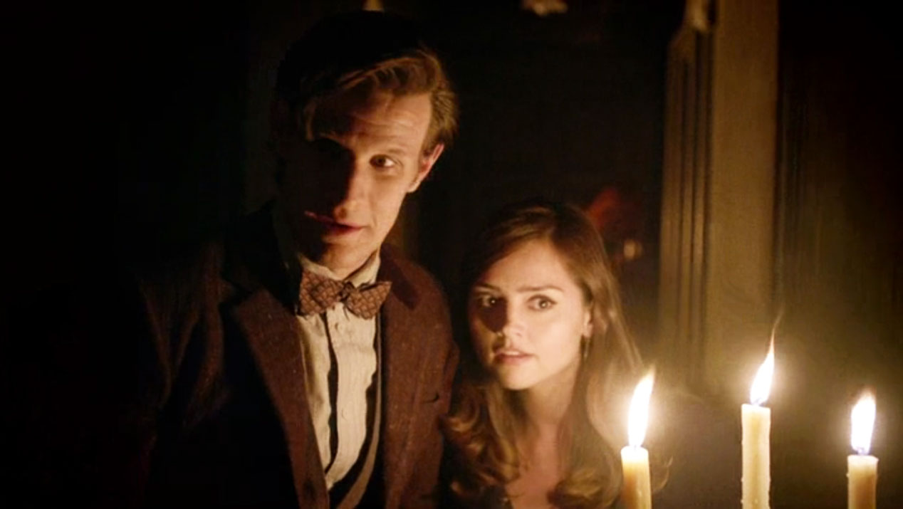 The-Doctor-and-Clara-in-HIDE
