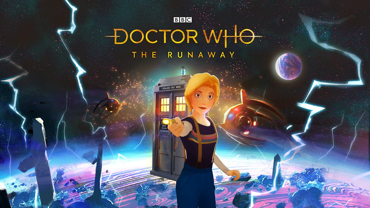 Doctor Who: The Runaway VR játék