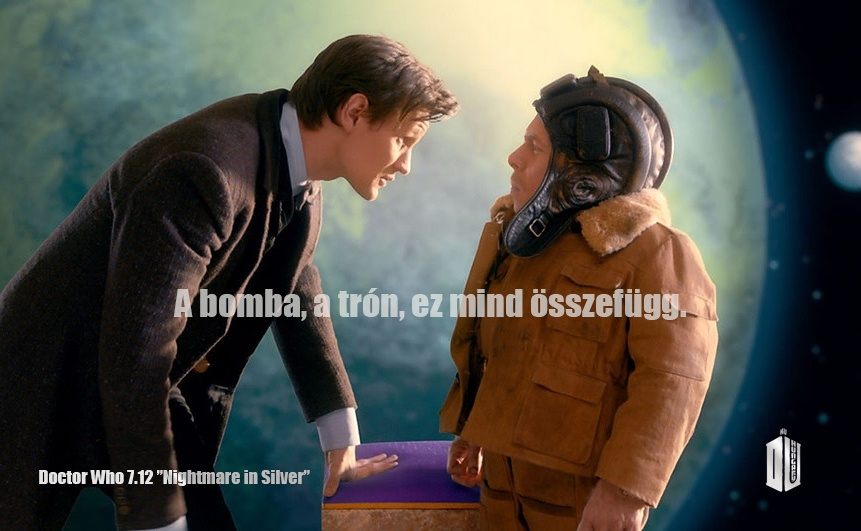 Új Doctor Who 7.12