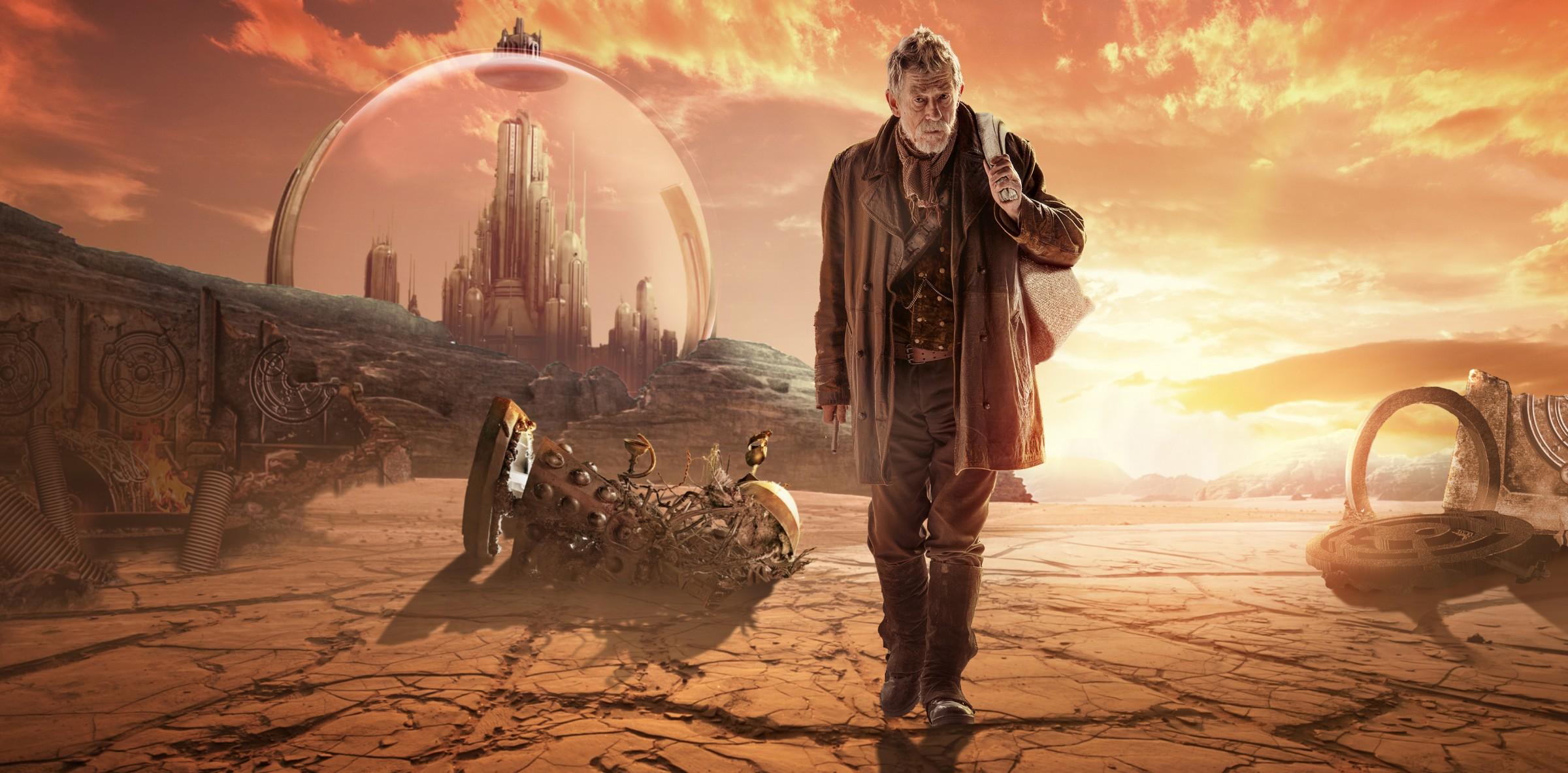 A War Doctor visszatér!