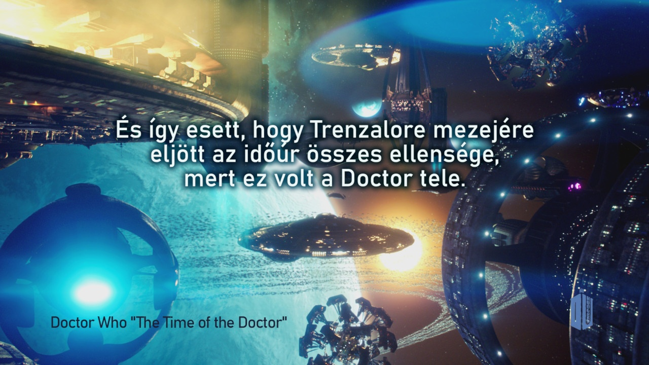 Új Doctor Who – The Time of the Doctor