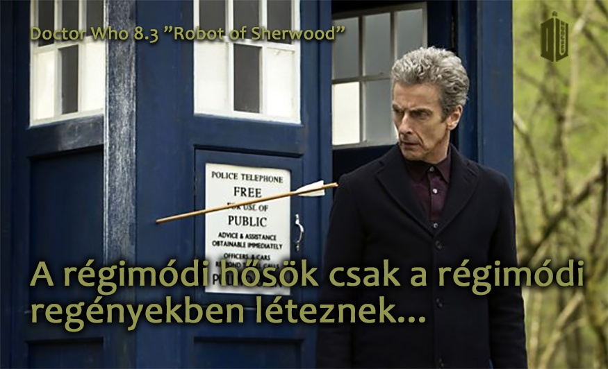 Új Doctor Who 8.3